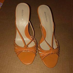 Short Heeled Summer Sandals